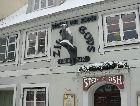 Рига: Ресторан Голубая корова