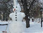 Рига: Зима Парк Рига