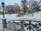 Рига: Центр Риги зимой