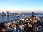 Рига: Панорама города