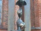Рига: Памятник желаний