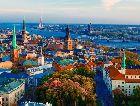 Рига: Вид на город