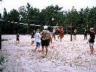 Рооста: Пляжный волейбол