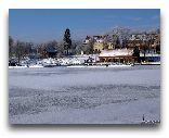 Рын: Озера зимой