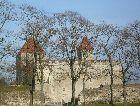 Остров Сааремаа: Замок осенью