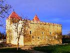 Остров Сааремаа: Замок