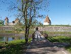 Остров Сааремаа: Вид на замок