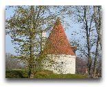 Остров Сааремаа: Башня замка