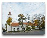 Остров Сааремаа: Церковь