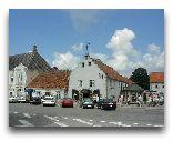 Остров Сааремаа: Улица Курессааре