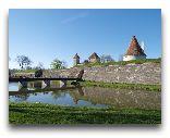 Остров Сааремаа: Стена замка