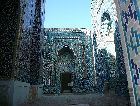 Самарканд: Внутренний склеп Шахи Зинда