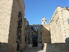 Самарканд: Внутренний двор Шахи Зинда