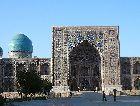 Самарканд: Самый красивый купол площади Регистан