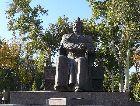 Самарканд: Памятник Тимуру