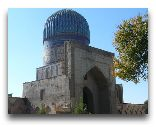 Самарканд: Внутренний двор Биби-Ханум