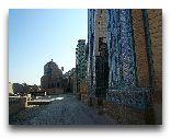 Самарканд: Внутренняя улица Шахи Зинда