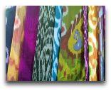 Самарканд: Местные ткани