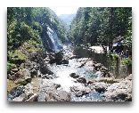 Сапа: Водопад в окрестностях Сапы