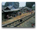 Сапа: Железная дорога между городами Сапа и Лаокай