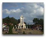 Сапа: Каменная церковь в центре города Сапа