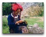 Сапа: Коренная жительница в городе Сапа