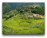 Сапа: Красивый ландшафт города Сапа