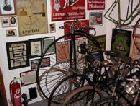 Саулкрасты: Музей велосипедов