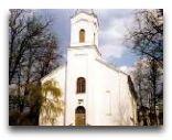 Саулкрасты: Петерупская церковь