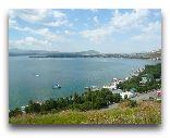 Севан: Панорама озера