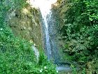 Шеки: Водопад в пригороде Шеки