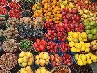 Шеки: Рынок в Шеки