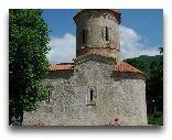 Шеки: Албанский храм в селе Киш