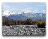 Шеки: Горы большого Кавказа