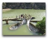 Сисиан: Водозабор водохранилища на реке Воротан