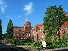Стокгольм: Главное здание технологического Университета