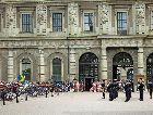 Стокгольм: Развод караула у Королевского дворца