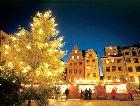 Стокгольм: Рождественский базар