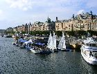 Стокгольм: Ставангет