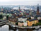 Стокгольм: Старый город - вид из Ратуши