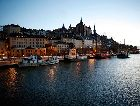 Стокгольм: Сумерки в городе