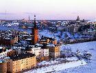 Стокгольм: Холодная зима