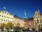 Стокгольм: Улицы города