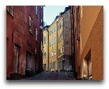 Стокгольм: Улочка Старого города