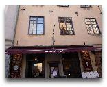 Стокгольм: Кафе в Старом Городе