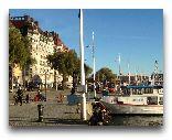 Стокгольм: Набережная