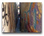 Стокгольм: Самая узкая улица