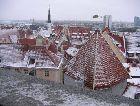 Таллинн: Крыши Нижнего города