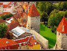 Таллинн: Крыши и башни