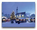 Таллинн: Рождественский базар